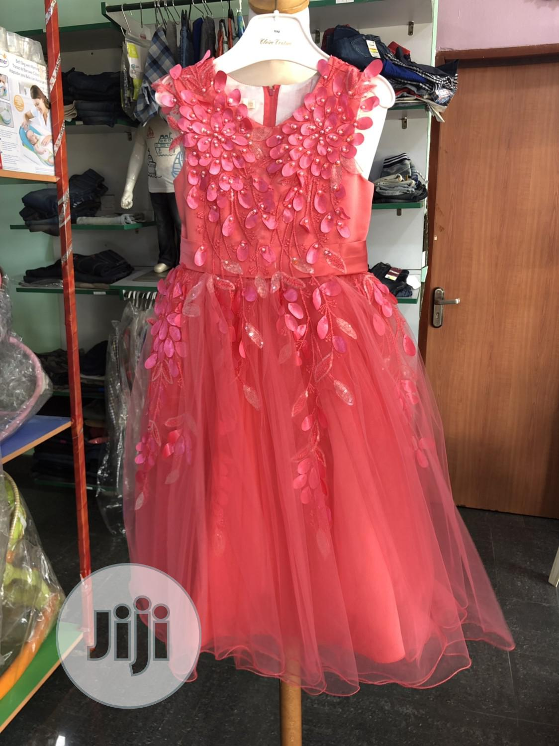 Claire Couture Girl'S Dress. 11/12 Yrs