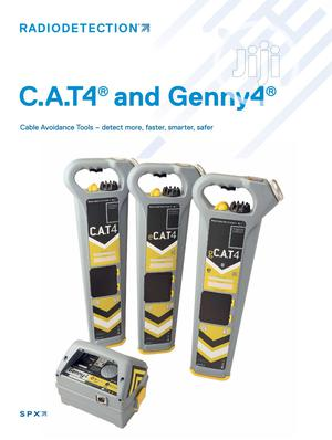 Rentals Of C.A.T4 And Genny4 Radiodetection Equipments | Safetywear & Equipment for sale in Ogun State, Ado-Odo/Ota