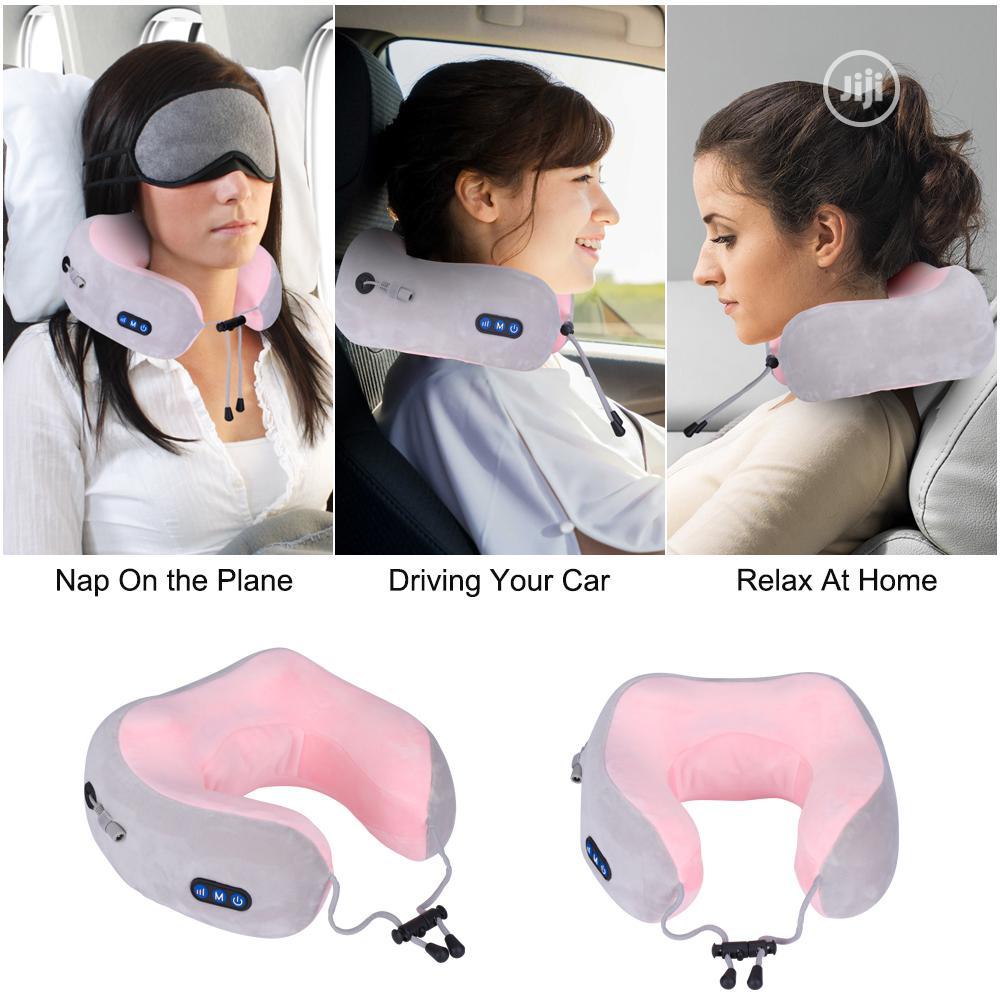 Kneading Vibration Massage Pillow
