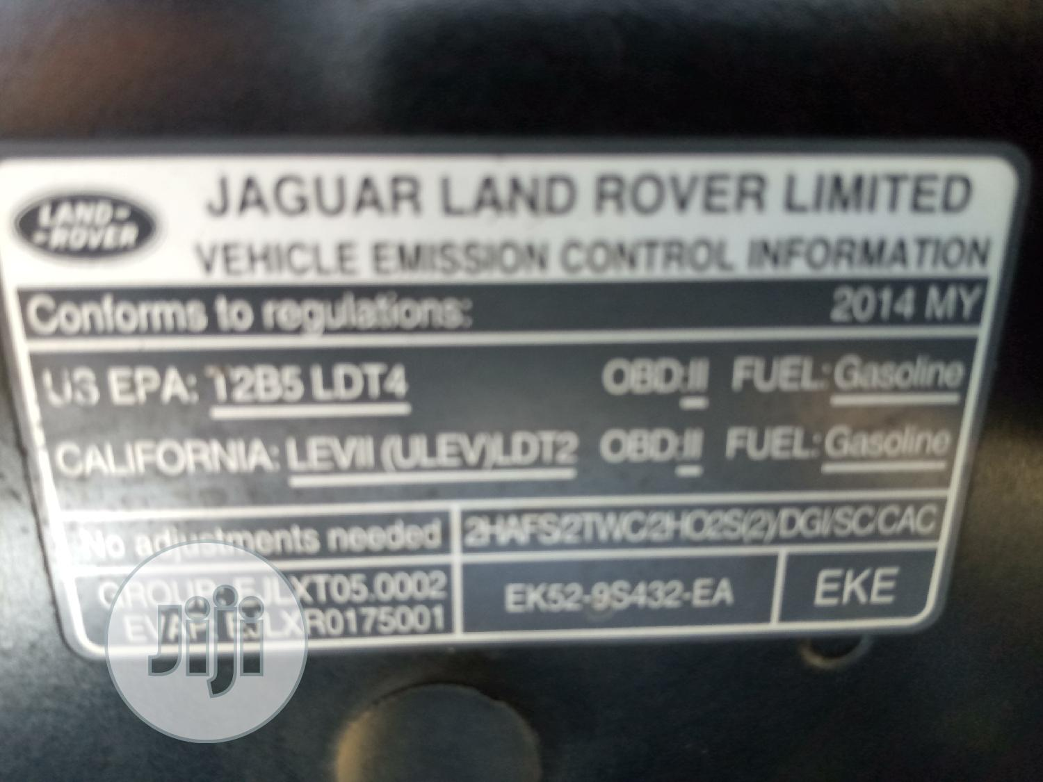 Land Rover Range Rover Sport 2014 Black | Cars for sale in Central Business Dis, Abuja (FCT) State, Nigeria