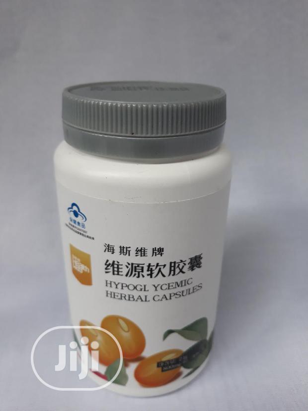 Hypoglycemic Herbal Capsules