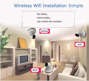 Mini V380 CCTV Wireless Camera   Security & Surveillance for sale in Lagos State, Ikeja