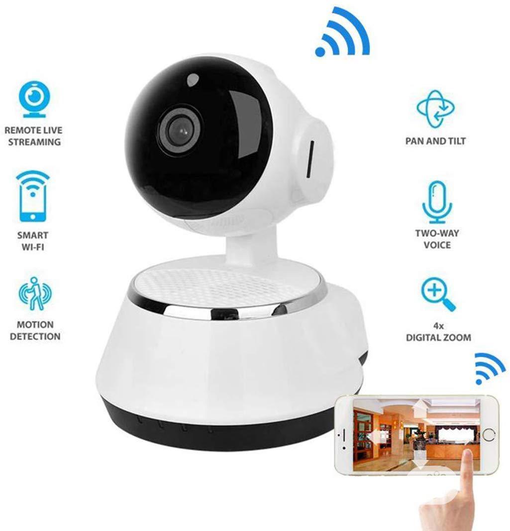 Wireless Network CCTV Smart Camera