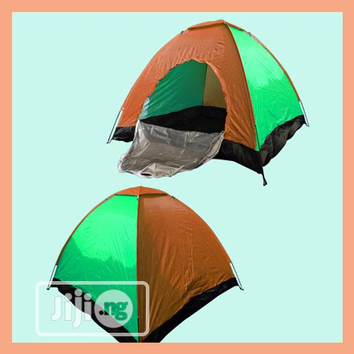 Affordable Authentic Camping Tent