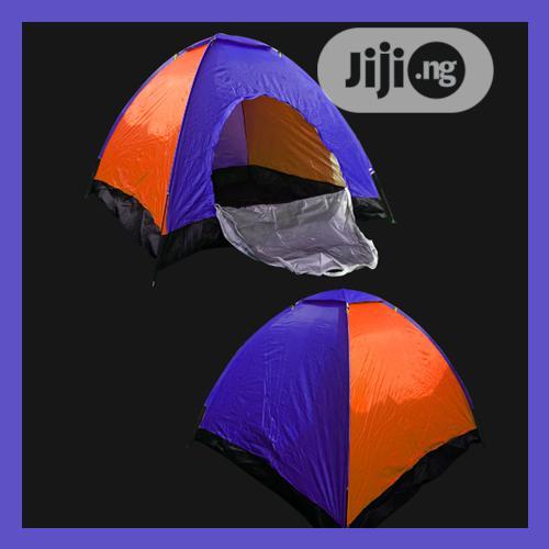 Waterproof Camping Tent W/ Incest-repellent Net Layer