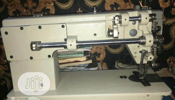 Industrial Leather Sewing Machine 0302 | Manufacturing Equipment for sale in Lagos Island (Eko), Lagos State, Nigeria