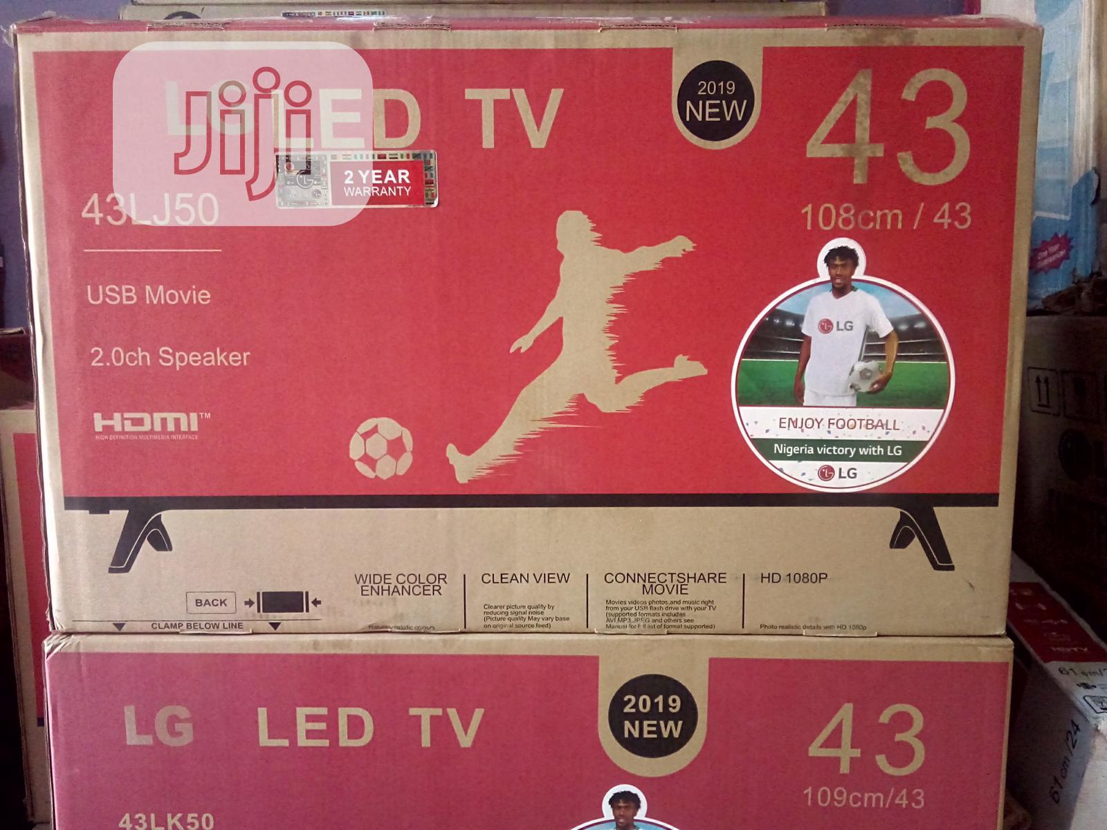 LG Full HD LED TV 43 Inch