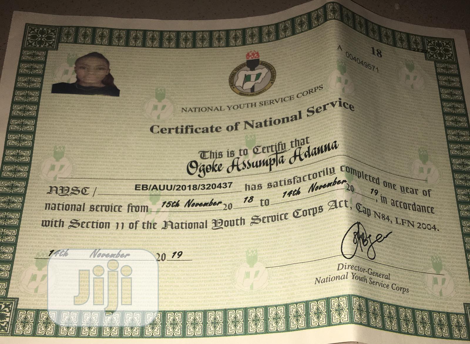 Logistics & Transportation CV | Logistics & Transportation CVs for sale in Awka, Anambra State, Nigeria