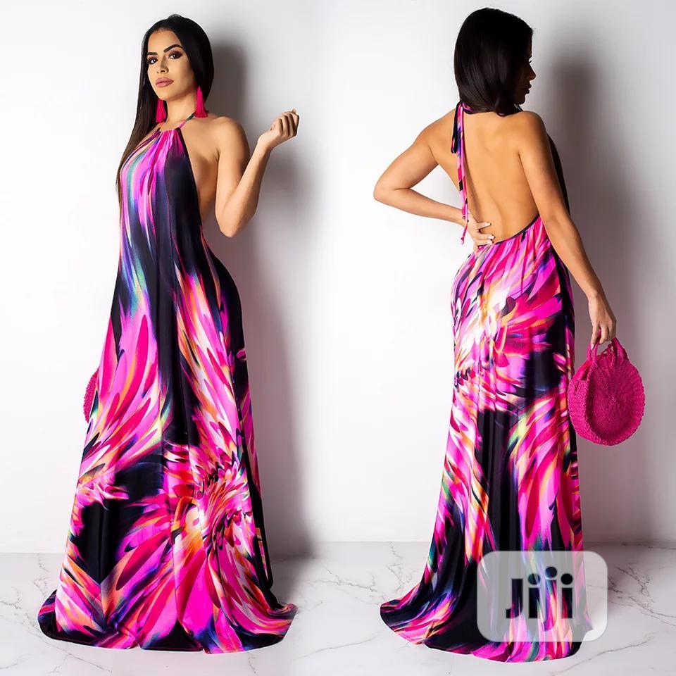 Archive: Summer Maxi Dress