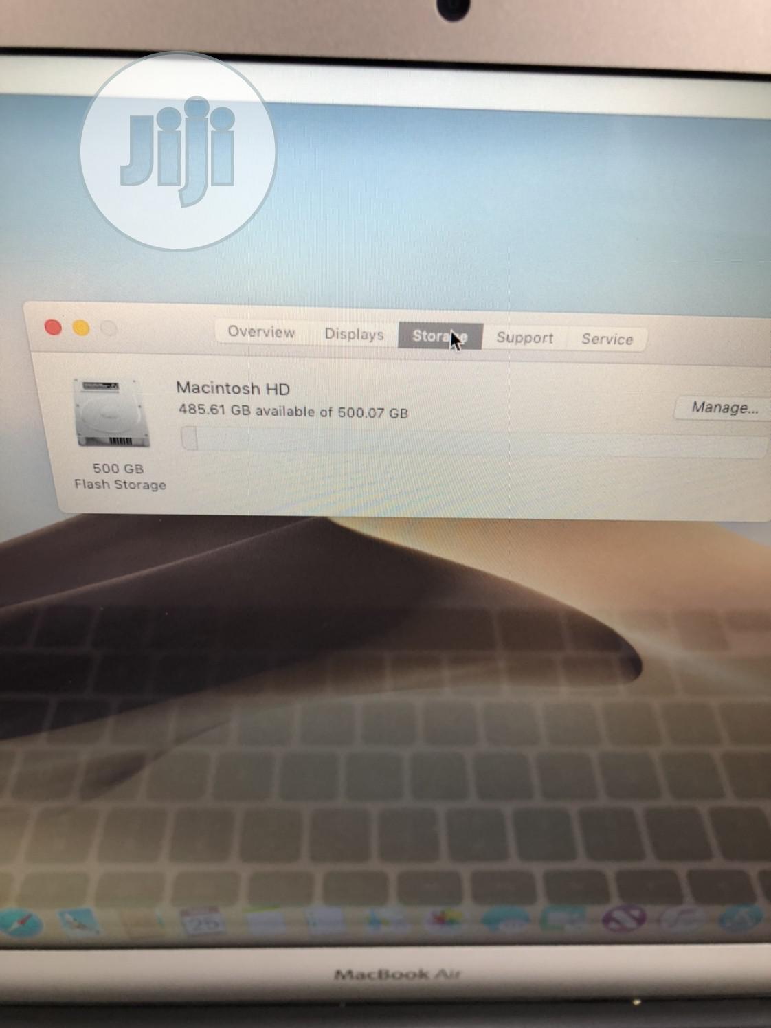 Laptop Apple MacBook Air 8GB Intel Core i7 SSD 512GB