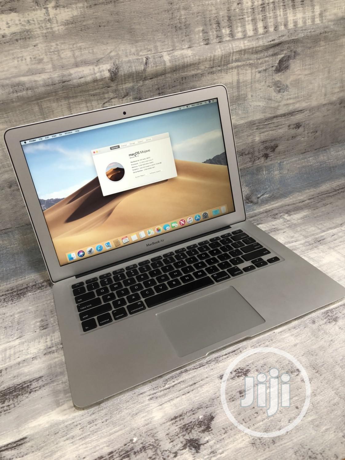 Laptop Apple MacBook Air 8GB Intel Core i7 SSD 512GB   Laptops & Computers for sale in Ikeja, Lagos State, Nigeria