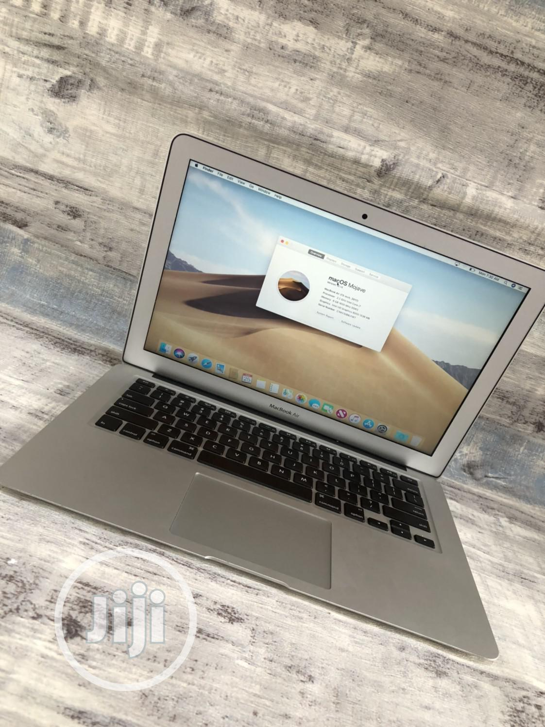 Laptop Apple MacBook Air 8GB Intel Core i7 SSD 512GB | Laptops & Computers for sale in Ikeja, Lagos State, Nigeria