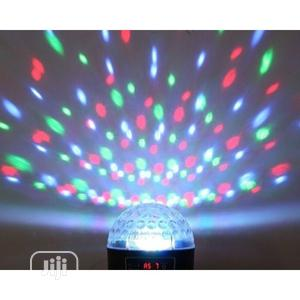Mini LED Crystal Magic Ball Light Effect Light Disco DJ Stage Light   Stage Lighting & Effects for sale in Lagos State, Ojo