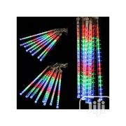 8 Tube SMD50CM Falling Rain Christmas Lights Waterproof LED | Home Accessories for sale in Lagos State, Ojo