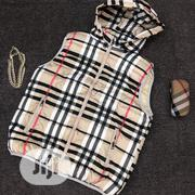 Burberry Armless Hood With Cap | Clothing Accessories for sale in Lagos State, Lagos Island