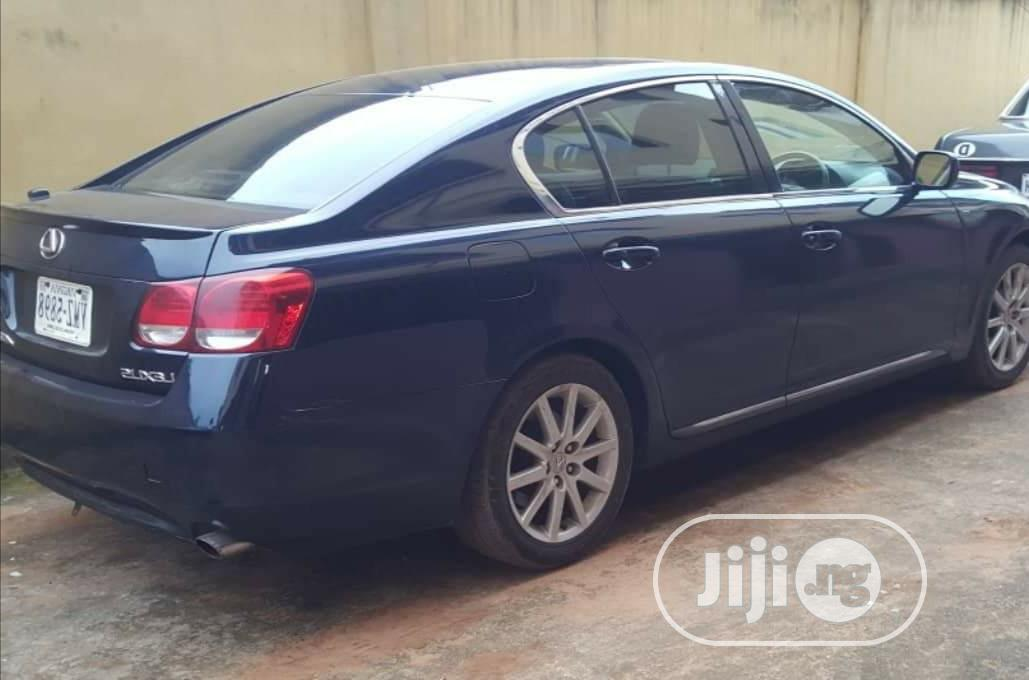 Archive Lexus Gs 300 2007 Blue In Awka Cars Andre Nonso Jiji Ng