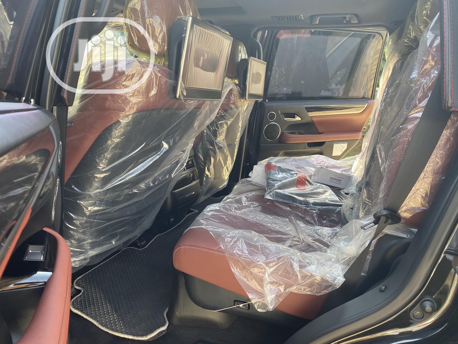 New Lexus LX 570 2019 Black   Cars for sale in Garki 2, Abuja (FCT) State, Nigeria