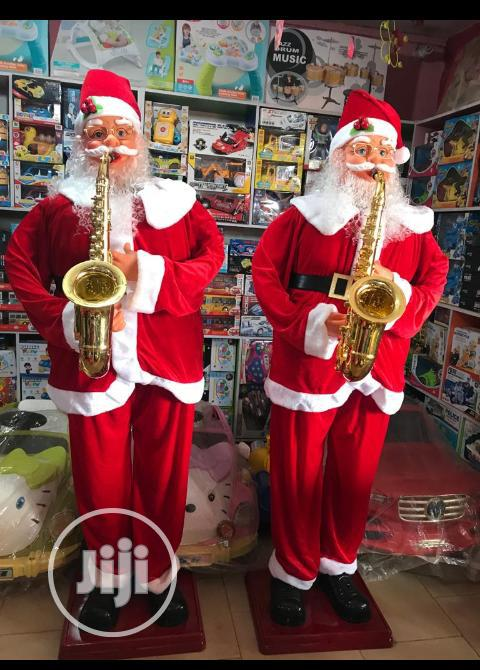 Santa Costume | Clothing for sale in Lagos Island (Eko), Lagos State, Nigeria