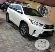 Toyota Highlander 2017 White | Cars for sale in Lagos State, Amuwo-Odofin