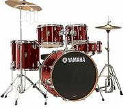 Original 5 Set Yamaha Drums | Musical Instruments & Gear for sale in Lagos State, Ikeja