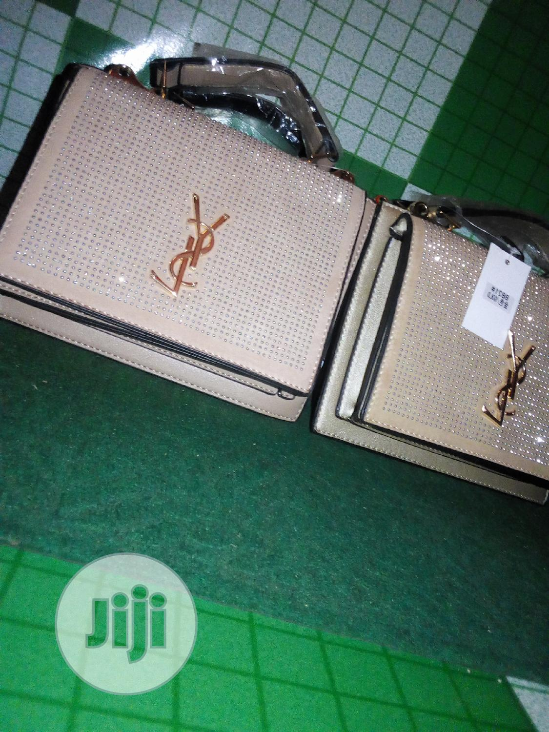 Archive: Ysl Hand Bag