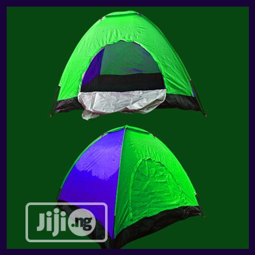 Rainproof, Durable Camping Tent