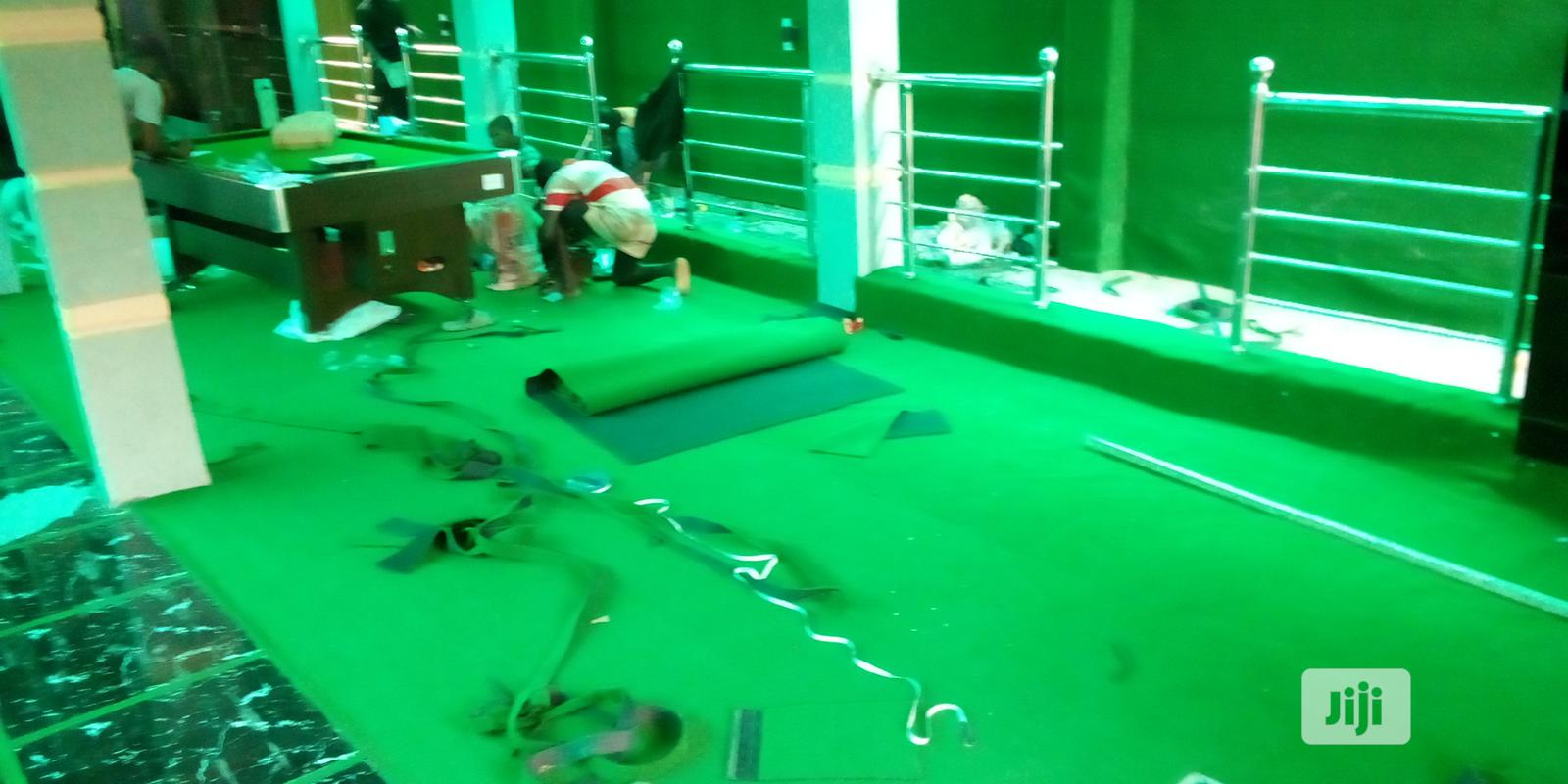 Artificial Grass In Nigeria For Sale For House Decoration