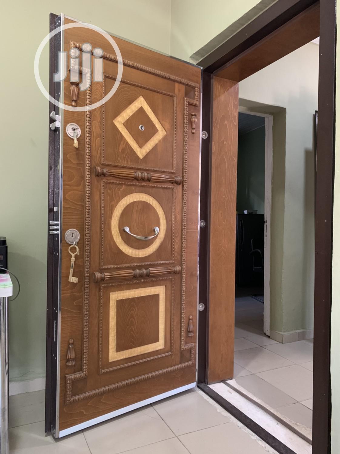 Armoured External Turkish Security Door | Doors for sale in Kubwa, Abuja (FCT) State, Nigeria
