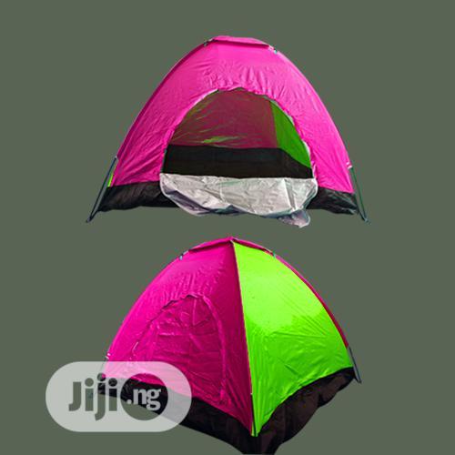 Premium Water-resistant Camping Tent