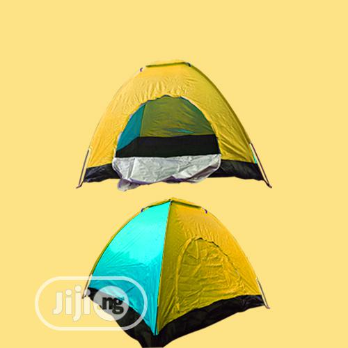 Durable Wind-proof Camping Tent