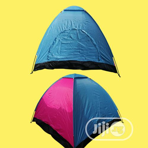 Authentic Camping Tent W/ Waterproof