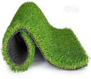 New & Original 35mm Artificial Green Grass Carpet For Indoor & Outdoor Decoration.   Garden for sale in Lagos State, Ikorodu