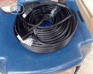 Vga To Vga Cable 50m   Accessories & Supplies for Electronics for sale in Lagos State, Ikeja