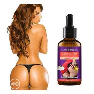 Aichun Beauty Garlic Hip Butt Enlargement Lifting Essential Oil | Sexual Wellness for sale in Lagos State