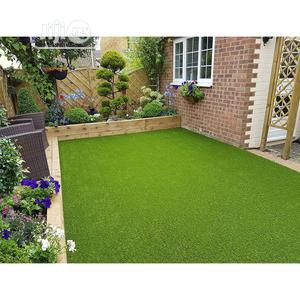 Original & Durable 35mm Artificial green Grass Carpet Turf For Outdoor/Indoor/Event.   Garden for sale in Lagos State, Ikorodu