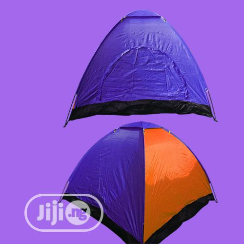 Deluxe Multipurpose Camping Tent