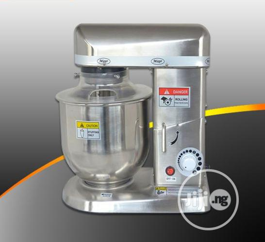 Industrial Stainles Cake Mixer 10liters