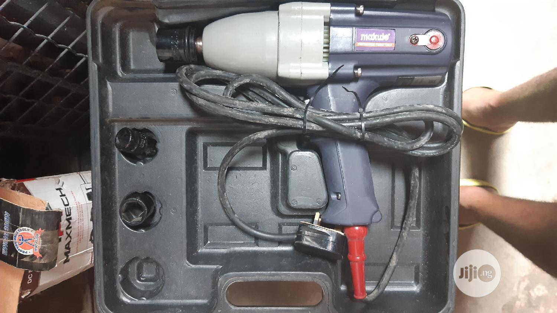 Makute Impact Wrench