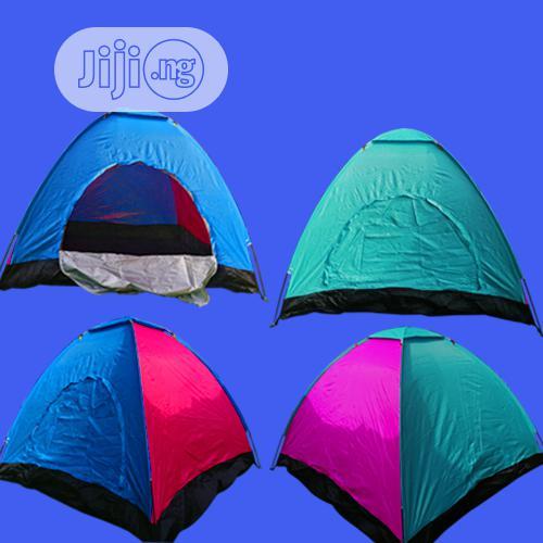 Deluxe Camping Tent (Waterproof)