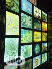 HD Led Frame Wallpaper   Home Accessories for sale in Lagos State, Ajah