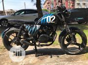 Sinoki SK150 2016 Black | Motorcycles & Scooters for sale in Lagos State, Victoria Island
