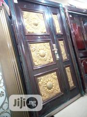 Entrance Double Door   Doors for sale in Oyo State, Akinyele