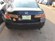 Honda Accord 2011 Sedan EX Black | Cars for sale in Abuja (FCT) State, Garki 1