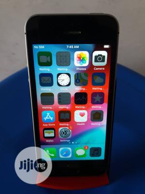 Apple iPhone SE 32 GB Gray   Mobile Phones for sale in Lagos State, Lagos Island (Eko)