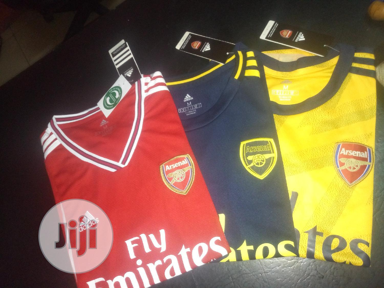 Arsenal Female Jerseys 3 In 1