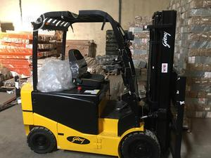 Brand New 3 Tons Elrctric Forklift   Heavy Equipment for sale in Lagos State, Ikeja