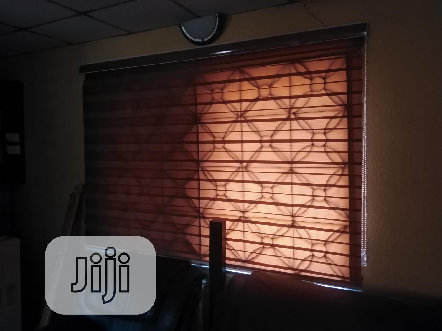 Day and Night Window Blinds | Home Accessories for sale in Surulere, Lagos State, Nigeria