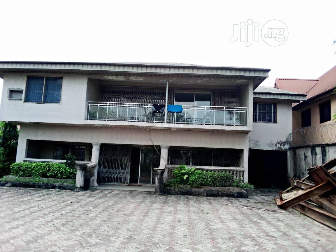 11 Rooms Duplex With 4 Rooms Boys Quarters Oron Street Aba
