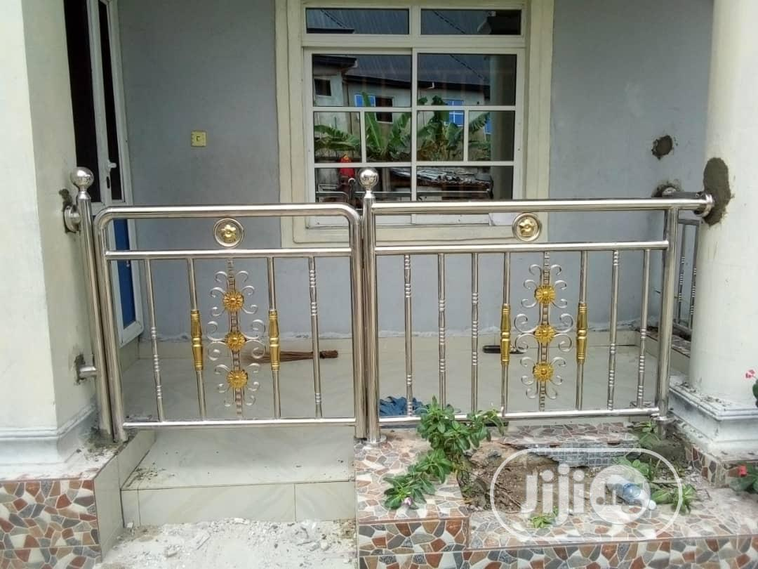Handrails Stainless | Building Materials for sale in Obio-Akpor, Rivers State, Nigeria