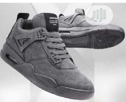 Archive: Mens Fashion Sneakers - Grey